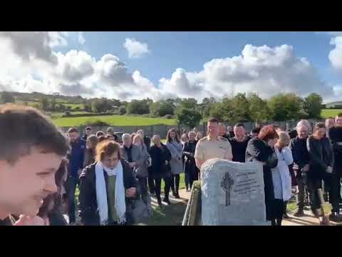 "Irishman Goes Out A ""Living Legend"" at His Own Funeral!"