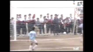 Realejos 3 - Albacete 1. Temp. 92/93. 1/16 de final Copa