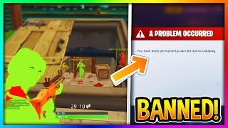 5 Hackers That Were Banned For Cheating in Fortnite: Battle Royale...!