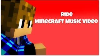 "Minecraft Animation | Music Video | ""Ride. Twenty One Pilots"""
