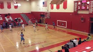 ProFile Sports - Play of the week. 3-Quarter-Court Q3 Buzzer Buster