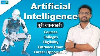 Artificial Intelligence and Robotics   Career in AI   Complete Details- [Hindi]-By E-Mentor