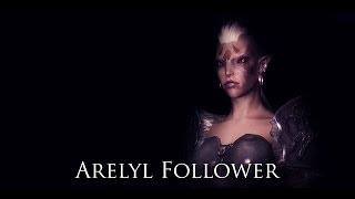 TES V - Skyrim Mods: Arelyl Follower - UNPB CBBE SevenBase