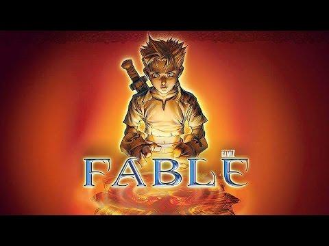 Нарезка стрима - Fable