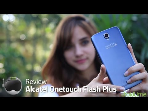 Alcatel Onetouch Flash Plus - Review Indonesia