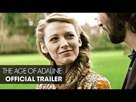 "The Age of Adaline (2015 Movie - Blake Lively) Official Trailer – ""Someone To Love"""