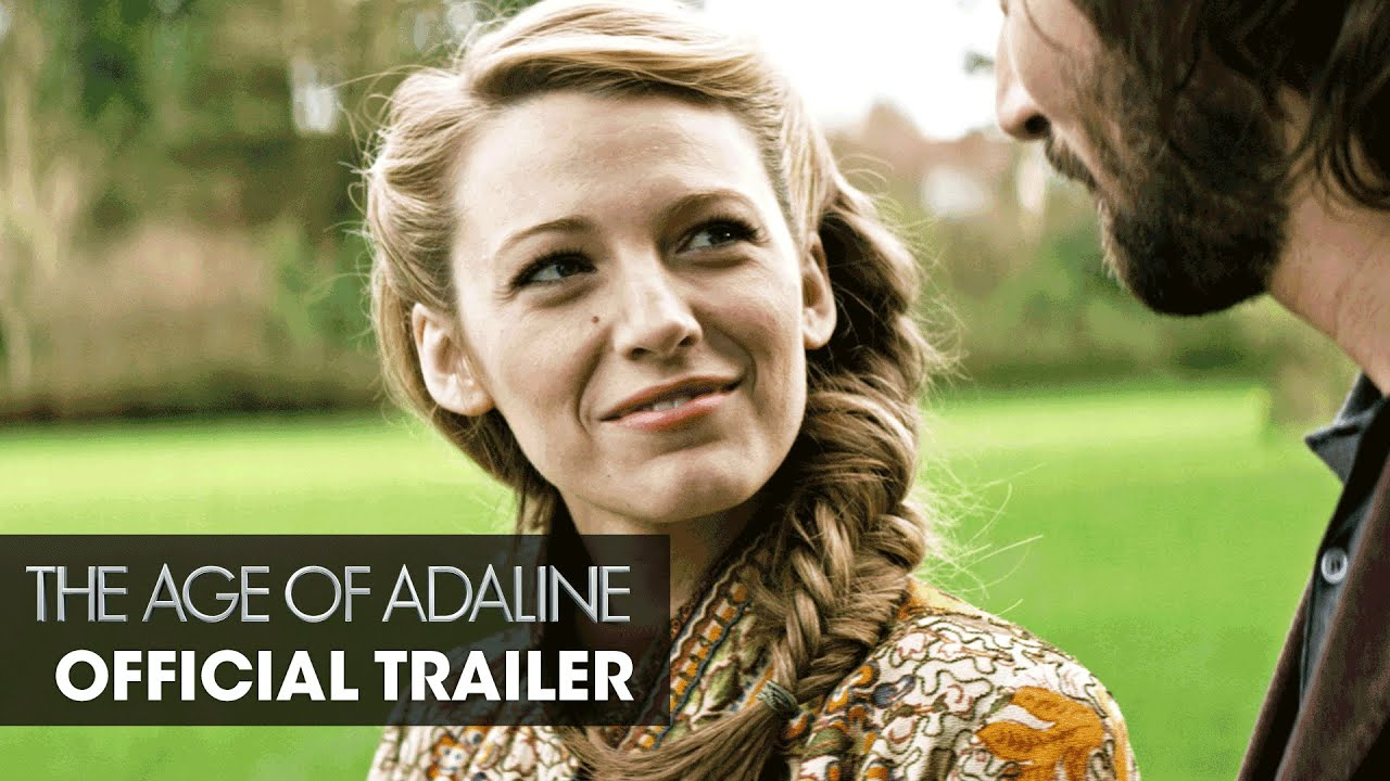 Trailer för The Age of Adaline