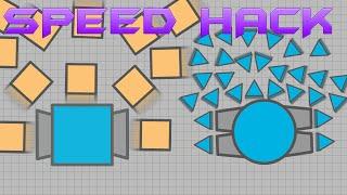 Speed GLITCH Gameplay   Diep.io Glitch   Diep.io / Diepio