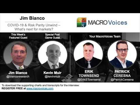 Jim Bianco: COVID-19 & Risk Parity Unwind - What's next for markets?