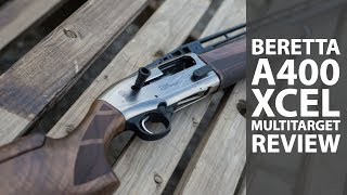 Gun Shorts – Beretta A400 Multi Target shotgun review by Lloyd PATTISON