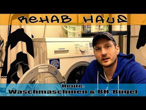 3 Tipps wie du BH-Bügel und Socken aus der Waschmaschine raus bekommst | Rehab Haus