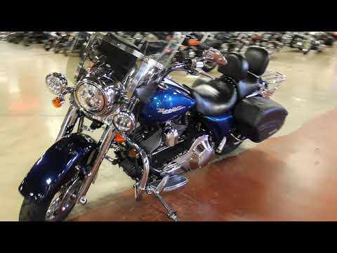 2005 Harley-Davidson FLHRS/FLHRSI Road King® Custom in New London, Connecticut - Video 1