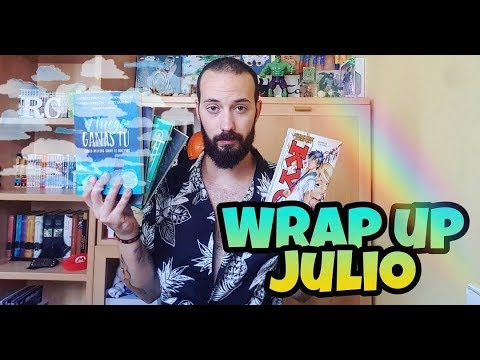 Wrap up Julio // Libros en gallego, Bullying, clásicos, y fantasía // Mr.Cid