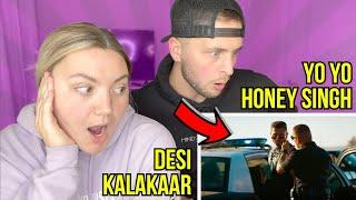 Yo Yo Honey Singh - Desi Kalakaar   Reaction!