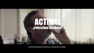 ACTIMEL, ¿Publicidad Engañosa?