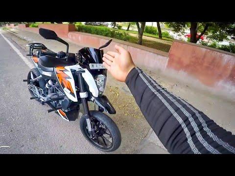 KTM duke 125/200 Windshield | Jaipur