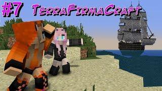 #7 НЕЖДАННЫЕ ГОСТИ/Выживание в TerraFirmaCraft