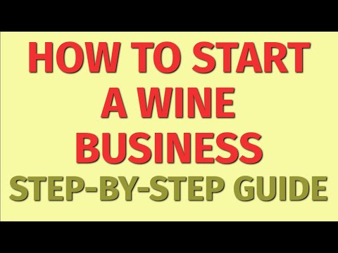, title : 'Starting a Wine Business Guide | How to Start a Wine Business | Wine Business Ideas