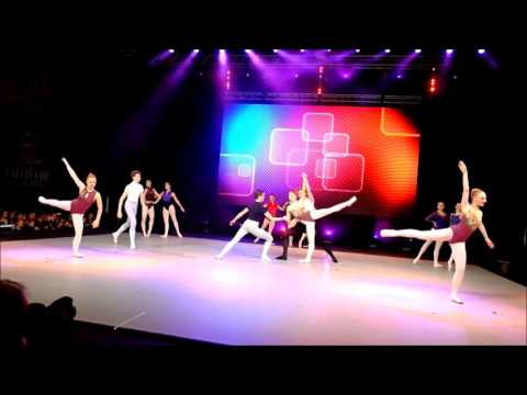 The School of Ballet Theatre UK @ Move It 2016