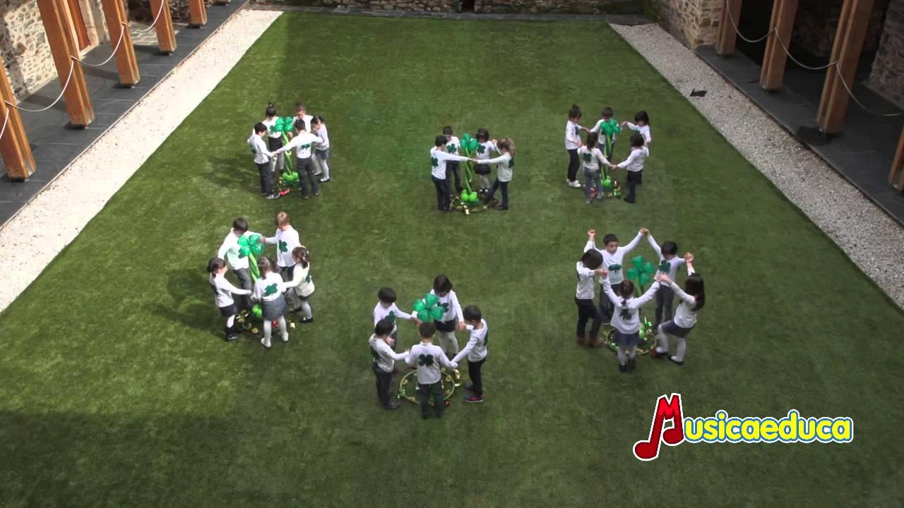 El juego de San Patricio - Grupo de alumnos de Mi Teclado 1 - CEM Bierzo