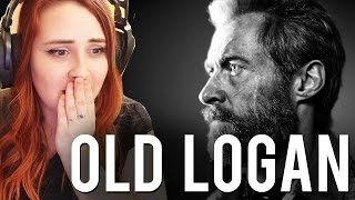 Logan Official Trailer 1 2017  Hugh Jackman Movie  REACTION