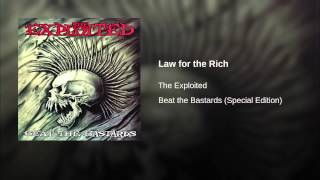 Law for the Rich