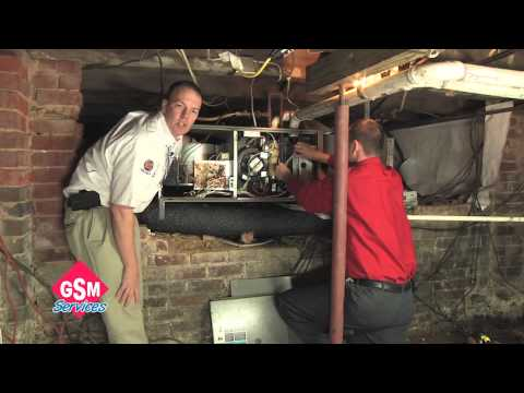 Give your heating and air system a tune up with the professionals at GSM Services.  See an overview of what...