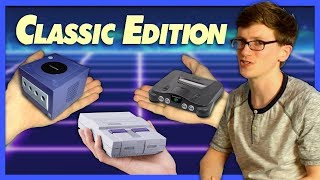 Nintendo Mini Consoles Wish List - Scott The Woz