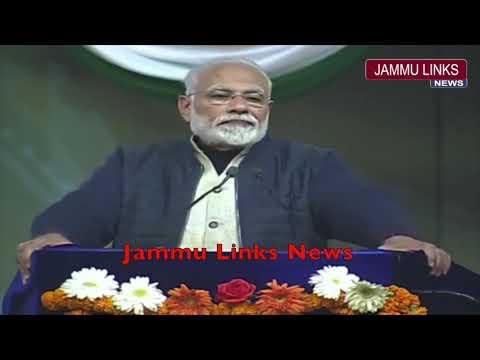 Will break backbone of terror in Jammu and Kashmir: PM Modi's stern message in Srinagar