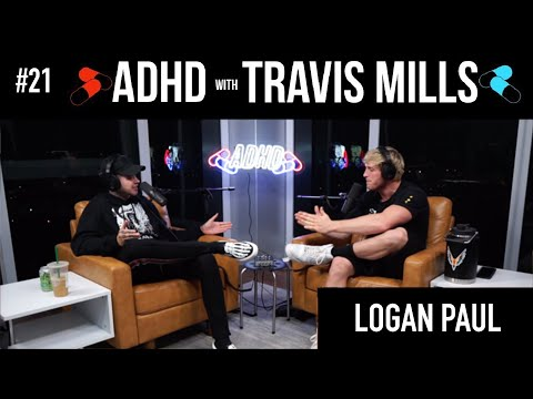 Logan Paul Spills Why He's Not Going to Russia | ADHD w/Travis Mills