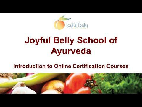 Study Ayurveda Online - Intro to Joyful Belly School of Ayurveda ...
