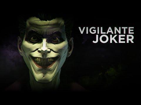 The Joker is Born   VIGILANTE de Batman : The Enemy Within - The Telltale Series