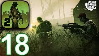 INTO THE DEAD 2 - DIVIDED STORY - Walkthrough Gameplay Part 18 (iOS Android)