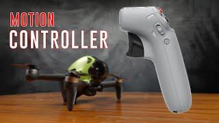 DJI FPV Drone   Motion Controller (Totally Fun)