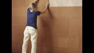 How To Create And Decorate A Cork Board Wall