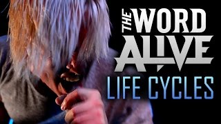 "The Word Alive - ""Life Cycles"" LIVE! The Get Real Tour"