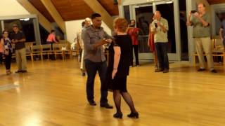 Central Jersey Dance Society Salsa Sensation Salsa lesson with Omi 7 1 17