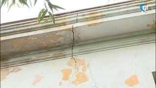 Обитатели дома №15 по улице Ильина обеспокоены дальнейшей судьбой своего жилища