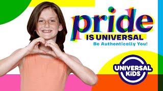 Pride To Me | Celebrating Pride Month | Universal Kids