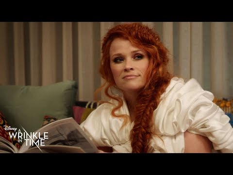 A Wrinkle in Time A Wrinkle in Time (Clip 'Mrs. Whatsit')
