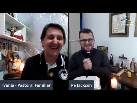 FÉ EM TEMPO DE PANDEMIA | HORA DA FAMILIA FEAT. PE. JACKSON FONTANA OLIVEIRA