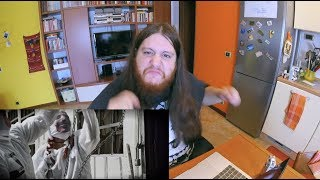 Slipknot   All Out Life [REACTION]