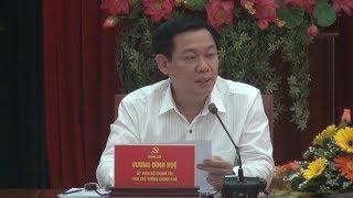Công bố quyết định kiểm tra công tác quy hoạch và luân chuyển cán bộ tại Bình Định