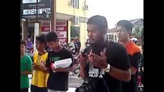 preview picture of video 'Doa dan Qunut Nazilah yang Menyentuh Hati (Flashmob R4BIA)'
