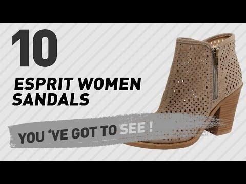 Esprit Women Sandals // New & Popular 2017