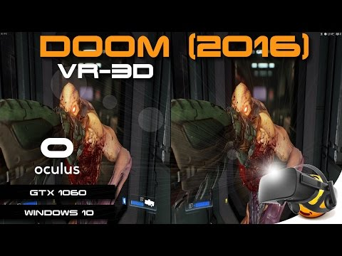 Doom in 3D in VR looks incredible  (PLUS Instructions/guide) :: DOOM
