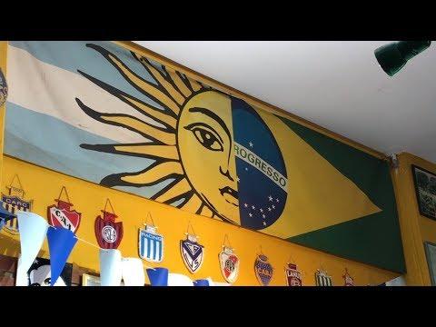 fd4730c3b5 A tensão e o alívio dos torcedores argentinos em São Paulo