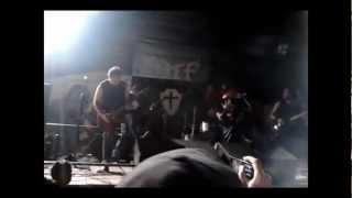 Banda Inner Sanctum - A Face in the Dark (Barren Cross cover)