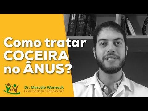 Coceira no ânus, COMO RESOLVER | Dr. Marcelo Werneck