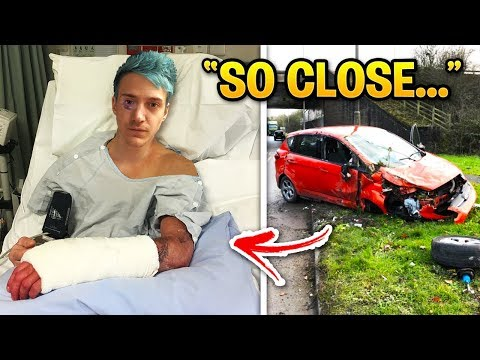 Fortnite Streamers Who ALMOST LOST THEIR LIVES! (Tfue, Ninja, Ali-A)